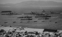 Gibraltar early 1930,s