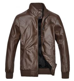 b0f328fc698 Leather Jackets for Men on Sale - Bing images Pu Jacket, Faux Leather  Jackets,