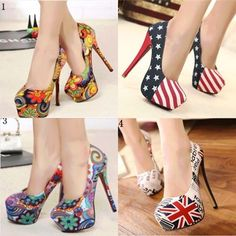 Which heels is your choice?