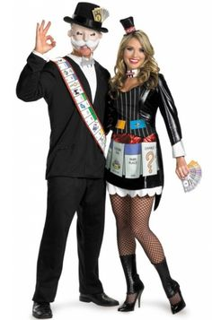 Monopoly Costume - Groups & Themes