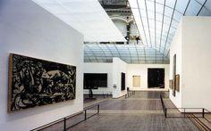 Ausstellungsbau Museum Architektur I Projekt Martin Gropius Bau   System 180