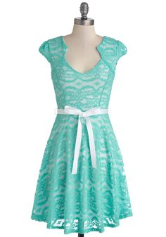 Sweet Staple Dress, #ModCloth  Would really need to think about the accessories for this one.