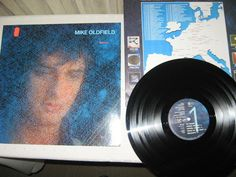 Mike Oldfield - Discovery GER 1984 Lp mint