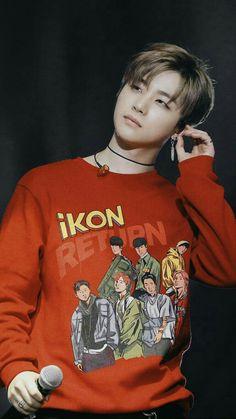 Jay looks so damn cute 😘😘😘 Kim Jinhwan, Ikon Junhoe, Ikon Kpop, Korean Boy Bands, South Korean Boy Band, Hip Hop, Yg Entertainment, Bobby, Rhythm Ta