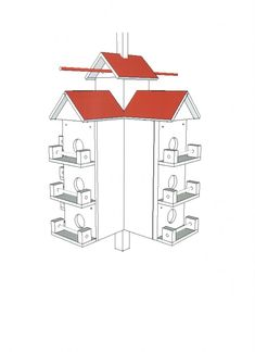 martin bird house plans purple <b>martin</b> on pinterest purple