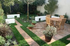Contemporary Spanish Yard : Page 03 : Archive : Home & Garden Television