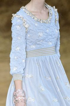 Chanel Spring 2010. Beautiful dress!