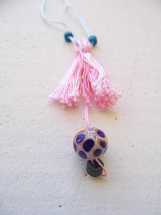 Colgante de cristal de Murano