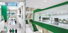UNT Student Center by Perkins+Will: 2016 Best of Year Winner for Mixed Branding/Graphics