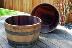 Like most wooden products, wine barrels can live more than one life. Their first life is one tasked with turning grape juice into delicious tasting wine. Their second life can be a great many things, one of […]