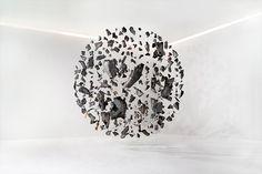 Eine unglaublich besondere und inspirierende Projektreihe, die Fotograf Luke Kirwan gemeinsam mit Künstlerin Lyndsay Milne auf die Beine gestellt hat. In d