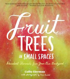 HomeBlog  Feature: Fruit Trees in Small Spaces