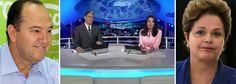 EM DEFESA DA FÉ APOSTÓLICA: TV GLOBO INFLA PASTOR EVERALDO PARA 2° TURNO