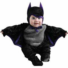 cute bat bay costume