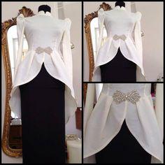 for special days & weddings .. #hijab fashion