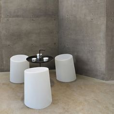 raw concrete and limestone ... <3