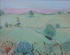 Rose Hilton via The Guardian via Messums London via Messums London via Messums via Janey Pugh via Hilton Fine Art in Ba. Seascape Paintings, Oil Painting On Canvas, Landscape Paintings, Art And Illustration, Artist Life, Contemporary Landscape, Christian Art, The Guardian, Fine Art