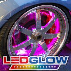 LED Glow Pink Light Up Rims                                                                                            ⊛_ḪøṪ⋆`ẈђÊḙĹƶ´_⊛