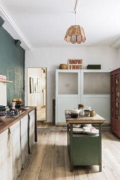 Chez Mylène Scotto. Modern CottageTiny House DesignHouse InsideKitchen ...
