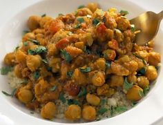 Instant Pot Chickpea Stew