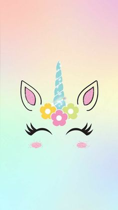 Unicornios Wallpaper, Cute Wallpaper Backgrounds, Galaxy Wallpaper, Cute Wallpapers, Wallpaper Samsung, Unicorn Wallpaper Cute, Cute Wallpaper For Phone, Unicorn Birthday Parties, Unicorn Party
