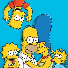 The Simpsons│ Los Simpson - - - - - - Homer Simpson, Homer And Marge, Lisa Simpson, Simpsons Party, The Simpsons Movie, Simpsons Cartoon, Simpsons Episodes, Simpson Wallpaper Iphone, Iphone Wallpaper