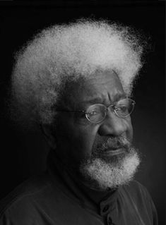 """Wole Soyinka, Nigerian novelist, playwright, poet, and teacher, was born on this date July 13, 1934. His powerful writings enabled him to become the first African writer to win the """"Nobel Prize"""" for literature in..."""
