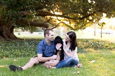 Vow Photography - Ryan and Laura's engagement session with their adorable puppy Willow. The photographs were taken at Hyde Park in Perth, Western Australia. www.vowphotography.com.au Wedding Engagement, Engagement Session, Engagement Photography, Wedding Photography, Hyde Park, Western Australia, Perth, Vows, Cute Puppies