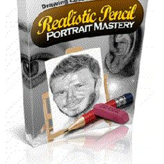 Learn to Draw Realistic Pencil Portraits with this Step-by-Step Guide for only $47  Improve your drawing skills rapidly with this Realistic Pencil Portrait Mastery Home Study  100% money back guarantee,if you don't see any improvement.