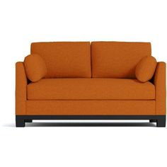 Apt2B Avalon 71 Sofa Sweet Potato 71 w X 37 d X 30 h By ($1,348) ❤ liked on Polyvore featuring home, furniture and sofas