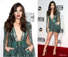 American Music Awards 2016: Hailee Steinfeld - Fashionismo