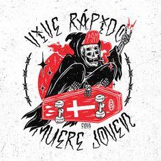 ⚡ VIVE RÁPIDO MUERE JOVEN⚡- Edición Limitada MMXVI -