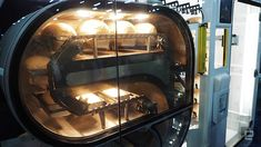 BreadBot Unveiled at CES is a Bread-Making Robot That Doubles as a Vending Machine Baking Company, Vending Machine, Freshly Baked, How To Make Bread, Bread Baking, Robot, Innovation, Ideas, Business