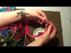 sari silk wrap