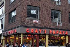 best hotdogs in NYC ...