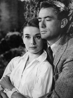 Roman Holiday An escaped princess on holiday falls in love with a covert reporter showing her the sights.   Starring: Audrey Hepburn, Gregory Peck  Released: 1953