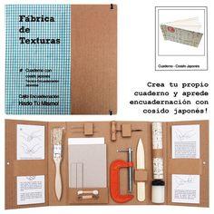 Image of Cajita Encuadernación-Cosido