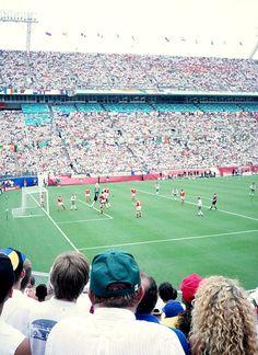 Ireland 0 - 2 Holland (04.07.1994)