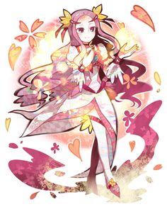 Cure Flower fanart