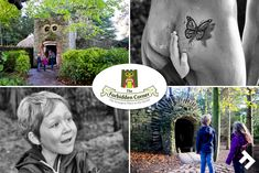Perfectly described, we definitely finished our day out at The Forbidden Corner, in North Yorkshire, thinking that was the strangest place in the world! Forbidden Corner, Strange Places, North Yorkshire, Days Out, Parenting, World, The World, Childcare, Parents