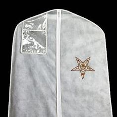 OES White Briefcase | OES Eastern Star Gown Bag and other bags and Masonic stuff