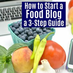 How to Start a Food Blog Start your own food or mommy blog in 15 minutes! http://www.beckysbestbites.com/how-to-start-a-food-blog/?utm_campaign=coschedule&utm_source=pinterest&utm_medium=Becky%27s%20Best%20Bites&utm_content=How%20to%20Start%20a%20Food%20Blog #foodblog #mommyblog