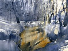 Awesome Collection of Watercolor Artwork by Grzegorz Wrobel | Advertising & Social Media Advisor. HR Communications.