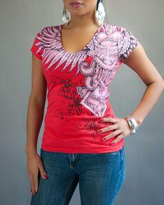 cool peruvian tee shirt design