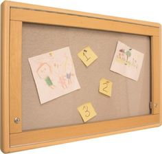 Membrane Pressed Noticeboard featuring a polycarbonate protective screen and a pinboard back. The polycarbonate screen is fully replaceable. Frame, Uk 5, Psych, House, Home, A Frame, Haus, Frames