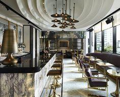 Vogue Lounge abre as portas em Bangkok com menu irresistível