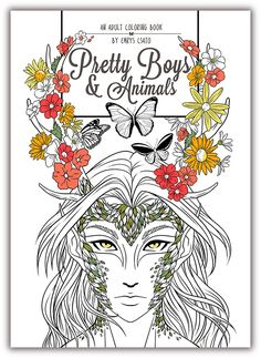 A high quality and detailed coloring book showcasing something you won't find anywhere else.