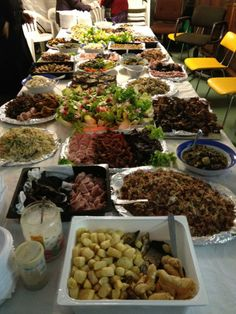 It is just so amazing seeing my Lao food like this, I can sit there and eat all day :)