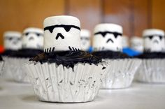 marshmallow storm troopers