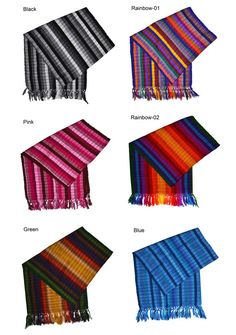 This is the scarf everyone is raving about! Over-sized and get creative of wearing it different ways.